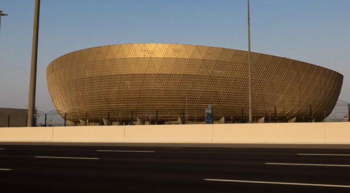 Qatar World Cup Final Venue 98.5 Per Cent Complete